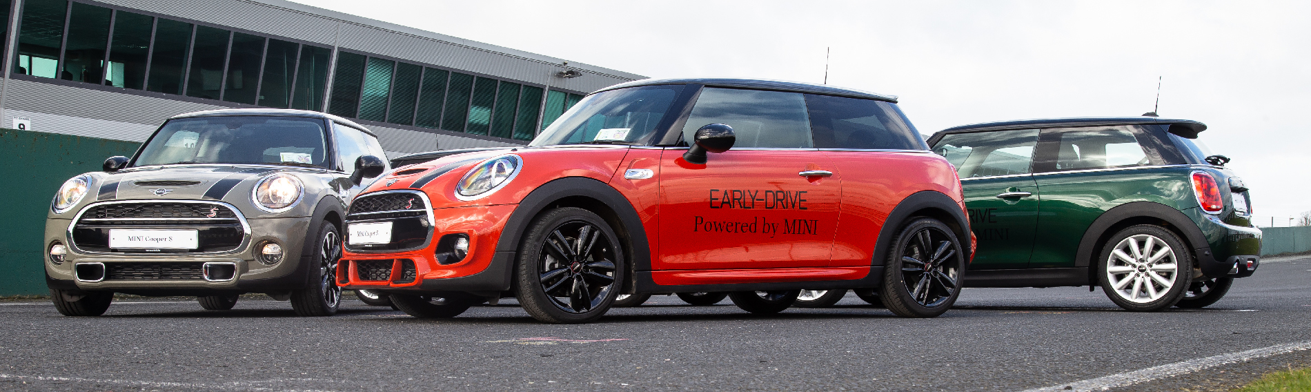 Early-Drive MINI
